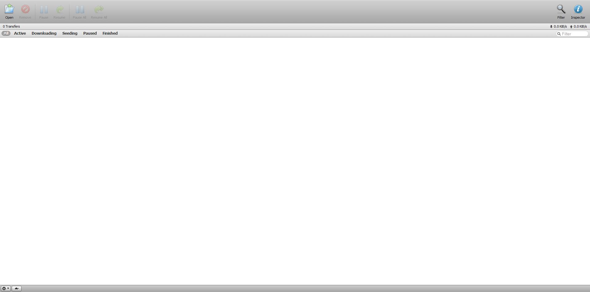 Torrent Guide - Install Transmission Client to RHEL / CentOS 6